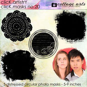 Click.artistry Click.masks 20