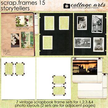 Scrap.frames 15 - Storytellers