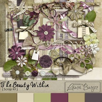 The Beauty Within Scrap Kit