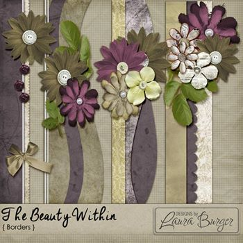 The Beauty Within Stacked Borders