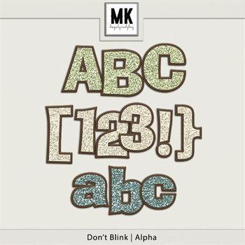 Don't Blink - Alpha