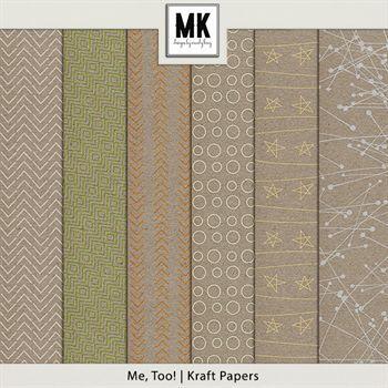 Me, Too! - Kraft Papers