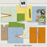 Me, Too! - Zippered Papers