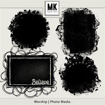 Worship - Photo Masks