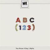 You Know A Boy - Alpha