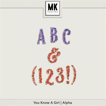 You Know A Girl - Alpha