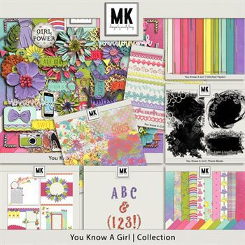 You Know A Girl - Discounted Bundle