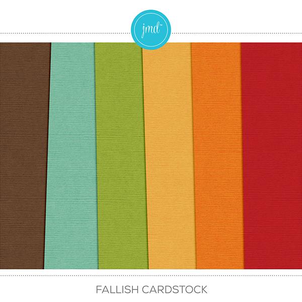 Fallish Cardstock