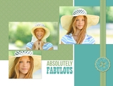 Fabulous 11x8.5 Predesigned Pages