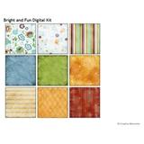Bright And Fun Digital Kit