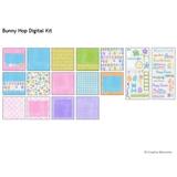 Bunny Hop Digital Kit