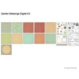 Garden Blessings Digital Kit