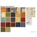 Reminisce Charm Digital Kit