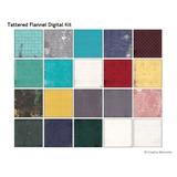 Tattered Flannel Digital Kit