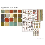 Rugged Digital Power Palette