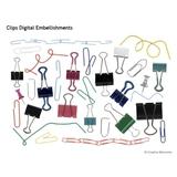 Clips Digital Embellishments