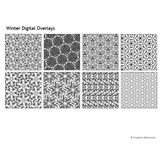 Winter Digital Overlays