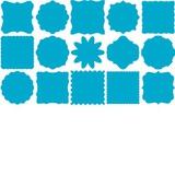 Decorative Cardstock Digital Shapes