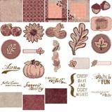 Pastel Autumn Digital Additions