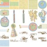 Pastel Birthday Digital Additions
