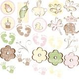 Delight Baby Girl Digital Kit