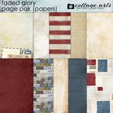 Faded Glory Page Pak