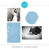 Toolbox Kit - Floral Masks