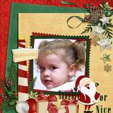 Country Christmas Scrap Kit