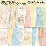 Simply Lullaby Page Pak