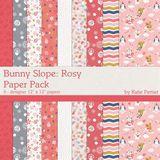 Bunny Slope Rosy Kit