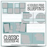 12x12 Classic Blueprint Collection #6