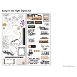 Bump In The Night Digital Kit