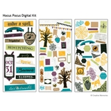 Hocus Pocus Digital Kit