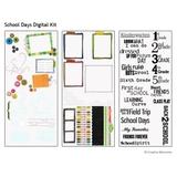 School Days Digital Kit