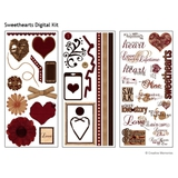 Sweethearts Digital Kit