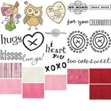 Primary Valentine Digital Additions