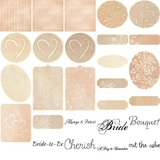 Romance Wedding Digital Kit