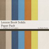 Lesson Book Kit