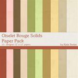 Oiselet Rouge Kit