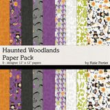 Haunted Woodlands Kit