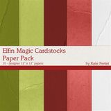 Elfin Magic Scrapbook Kit
