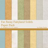 Far Away Fairyland Kit