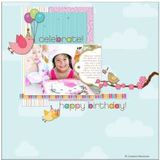 Birdy Birthday Digital Kit