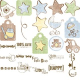 Discover Baby Boy Digital Pp Kit