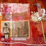 Art Journal - Love Fresco 3 Paper Pak