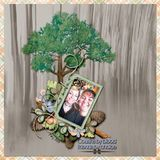 Family Union Scrap Kit