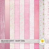 Heaven Sent - Baby Girl Mini Kit