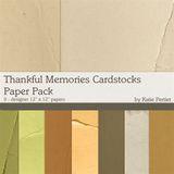 Thankful Memories Kit