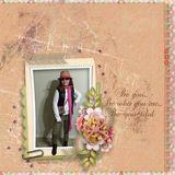 My Memories - January - Scrap Kit