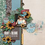 Don't Blink - Kit